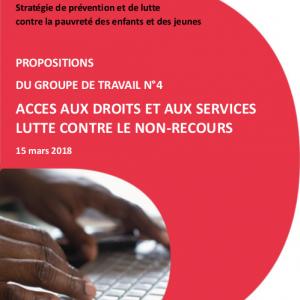 accés aux droits et aux services lutte contre le non-recours