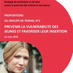 prevenir la vulnérabilité des jeunes et favoriser leur insertion